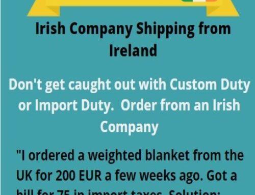 Irish Company Shipping from Ireland