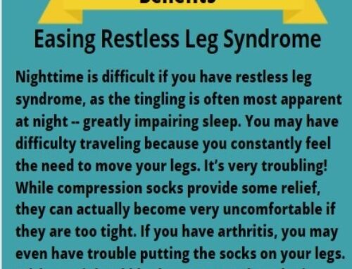 Benefits for Restless Leg Syndrome